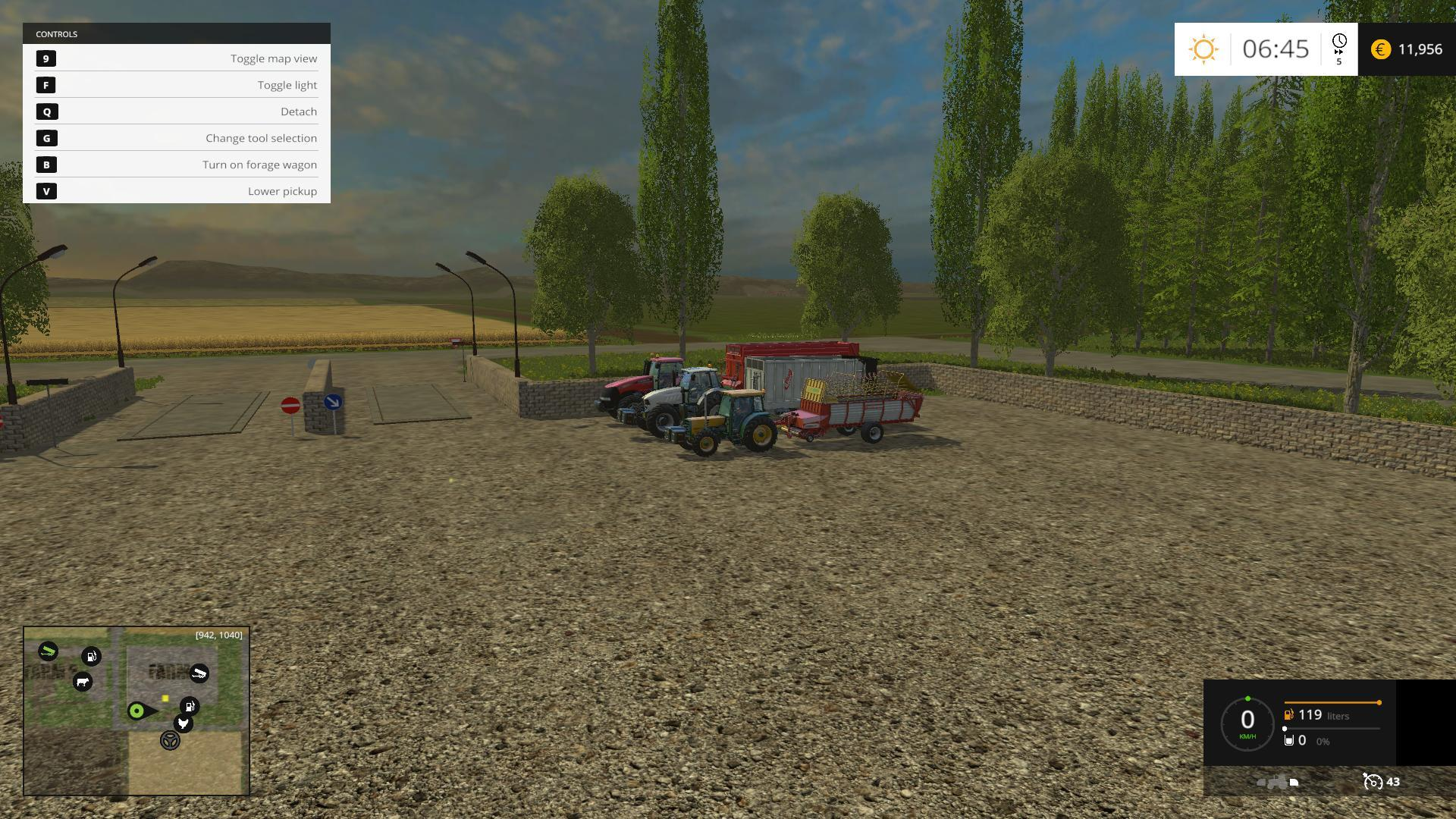 HOBBS FARM MAP V25 FS 2015 Farming simulator 2019 2017 2015 Mod