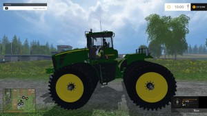 JD 9630 WITH NARROW TRIPLES TRACTOR V1 (3)