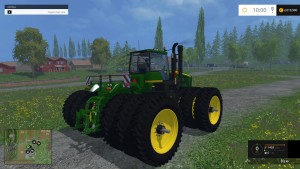 JD 9630 WITH NARROW TRIPLES TRACTOR V1 (5)