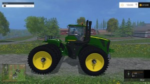 JD 9630 WITH NARROW TRIPLES TRACTOR V1 (6)
