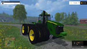 JD 9630 WITH NARROW TRIPLES TRACTOR V1 (7)