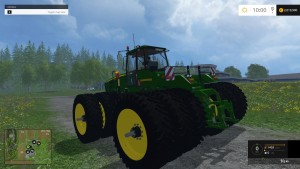 JD 9630 WITH NARROW TRIPLES TRACTOR V1 (9)
