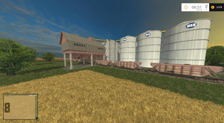 USA MONTANA MAP FS 15 Farming simulator 2019 2017 2015 Mod
