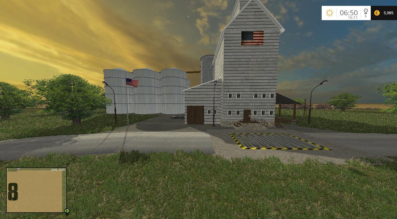 USA MONTANA MAP FS 15 Farming simulator 2017 2015 15 17 LS mod