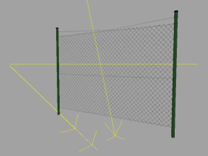 Mesh Wire Fence V 2.0 FS15 (1)
