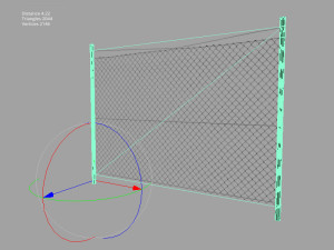 Mesh Wire Fence V 2.0 FS15 (2)