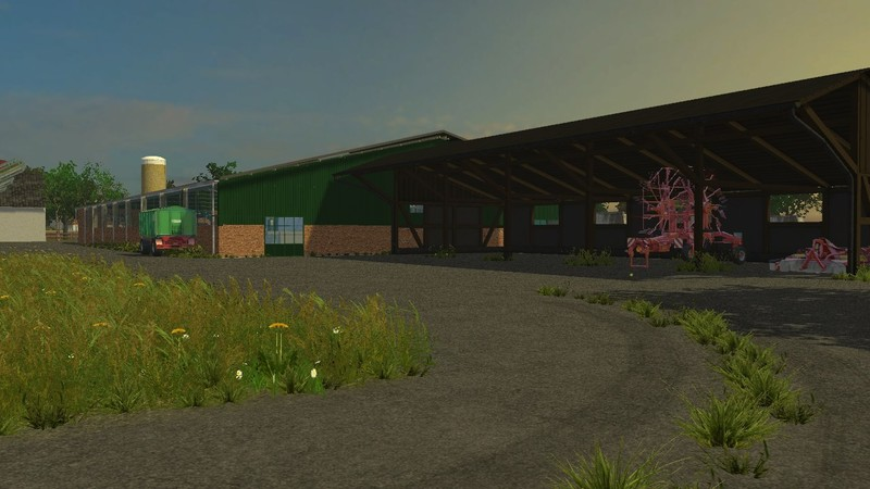 Nederland Map V 12 Final By Mike Farming simulator 2017 2015