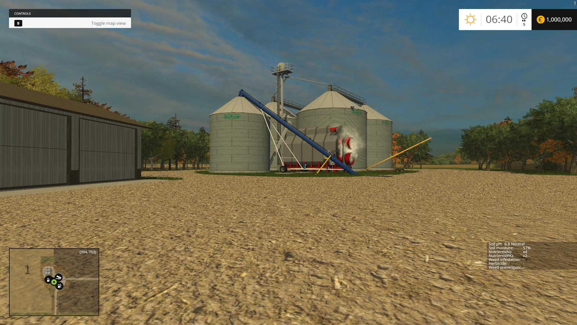 SMALL TOWN AMERICA MAP V20 Farming simulator 2019 2017 2015 Mod