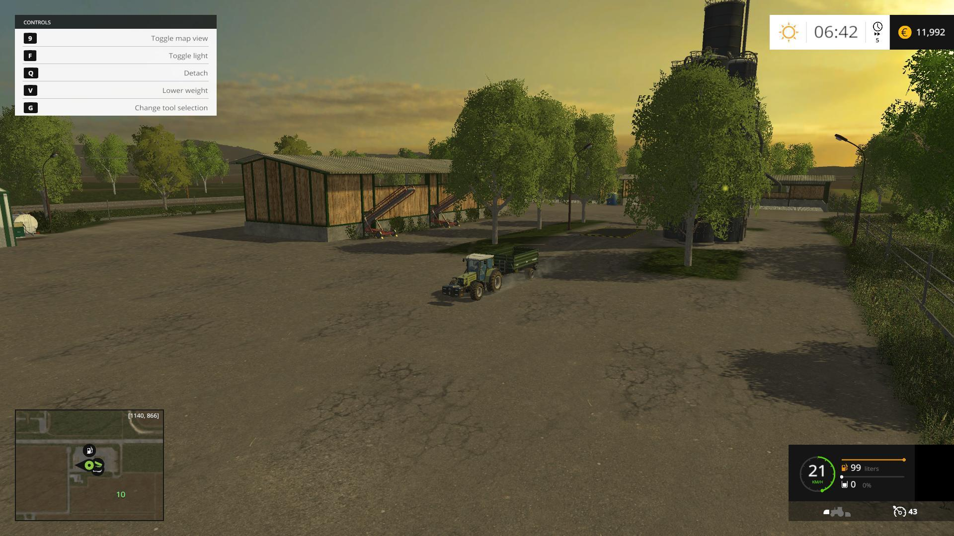 VALLEY EAST USA MAP Farming simulator 2017 2015 15 17 LS mod
