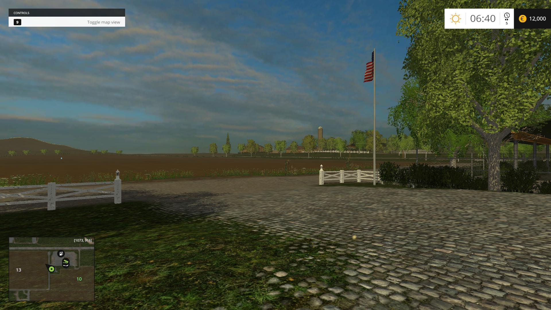 VALLEY EAST USA MAP Farming simulator 2019 2017 2015 Mod