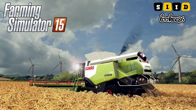 claas lexion 770 v1 3 final version v3 fs15 farming simulator 2019 rh farming2015mods com Lexion 760 Lexion 770 35