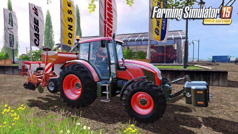 Скачать моды для farming simulator gold edition