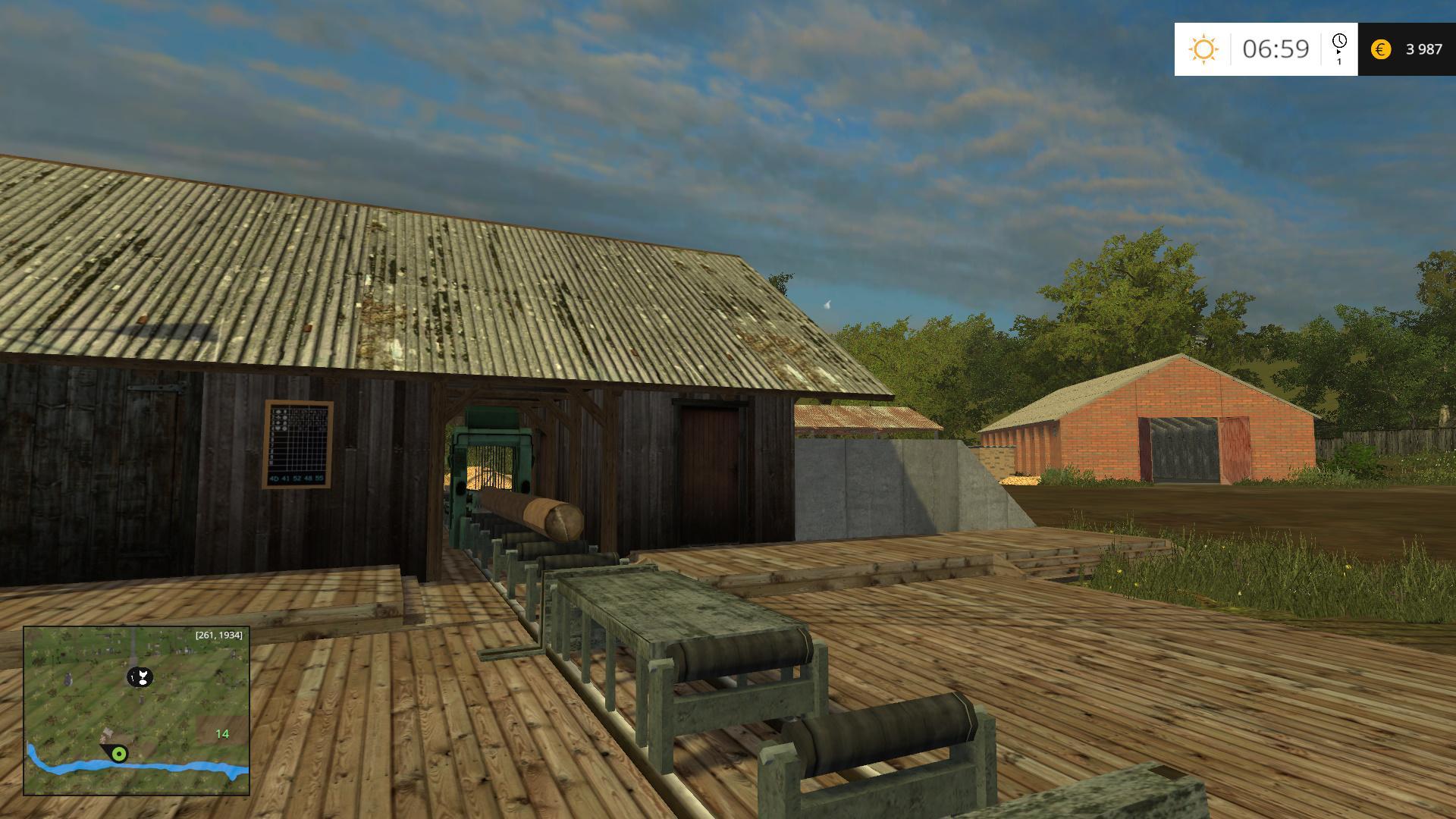 Map middle stripe of russia map farming simulator 2017 mods