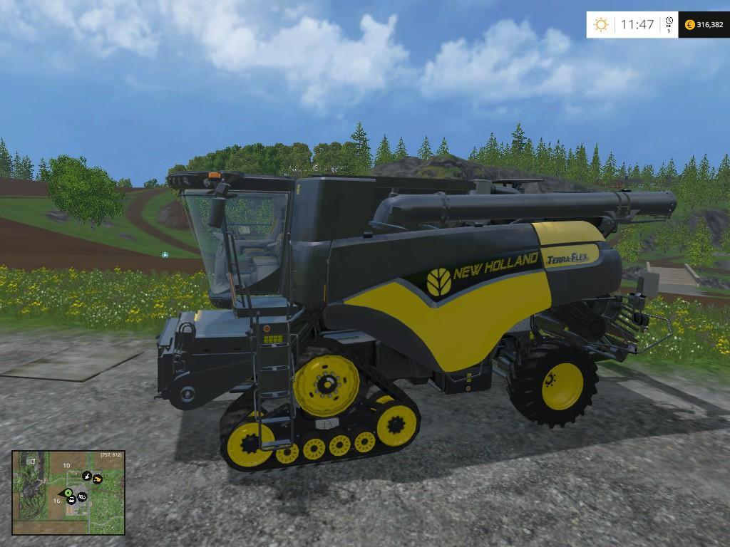 Скачать мод комбайн для farming simulator 2018