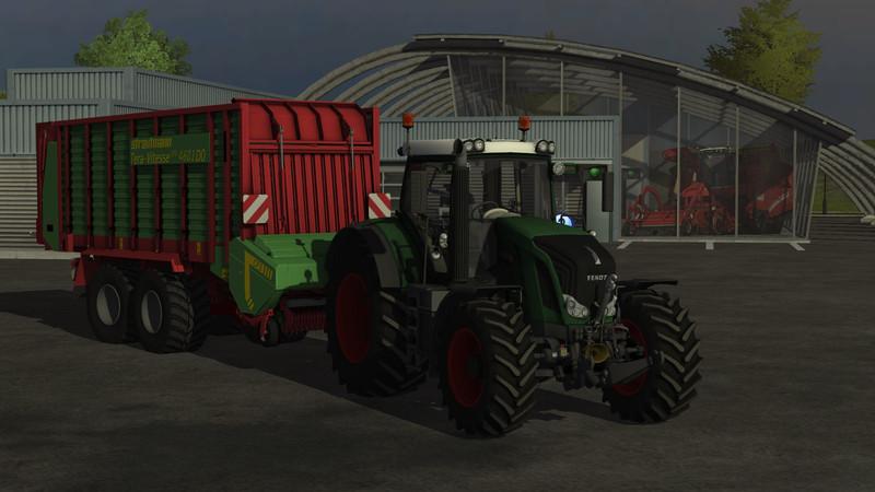 StrautmannTeraVitesse4601 V 1 0 Trailer texture - Farming