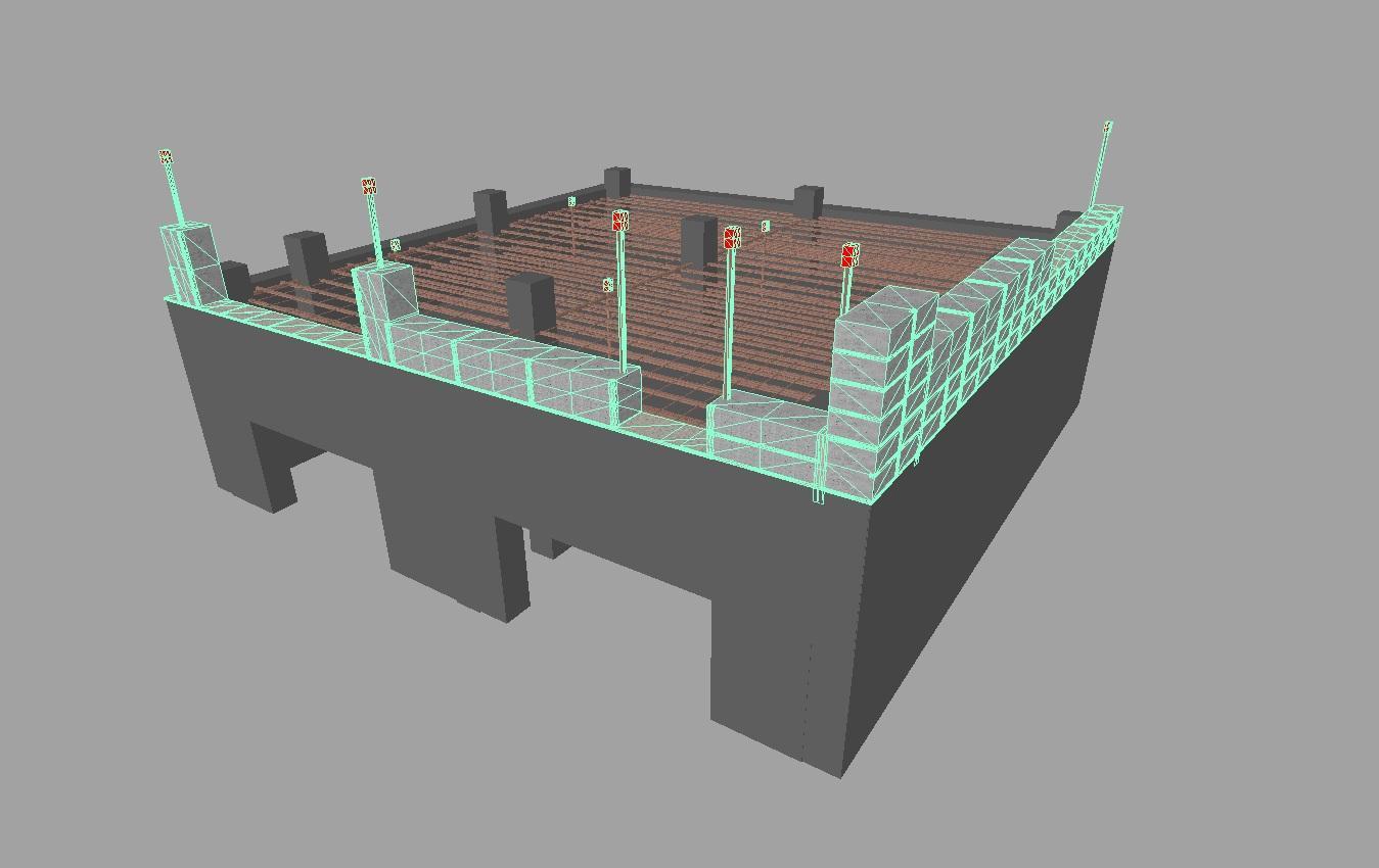 Tfsgroup construction tp v1 0 ls 2015 farming simulator for Simulation maison construction