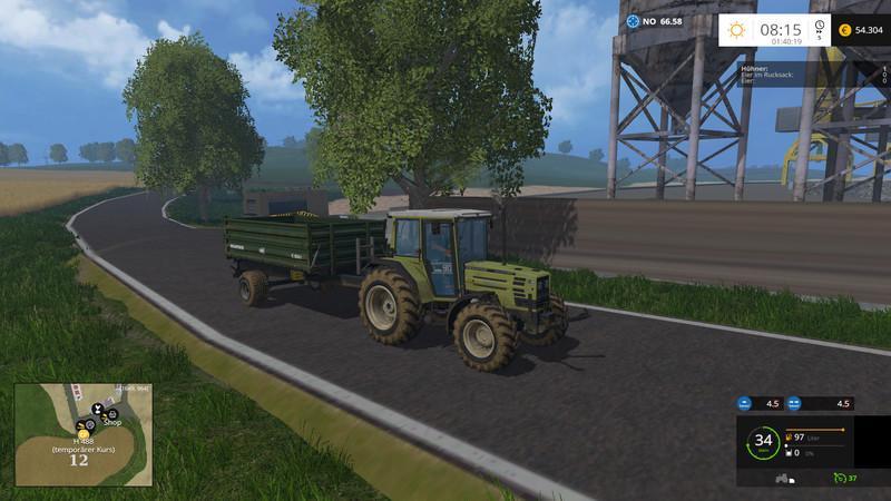 Farmer Simulator 2008 Скачать Торрент - фото 4