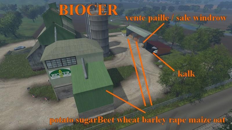la map belgique profonde v2 farming simulator 2015