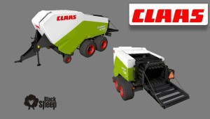 Claas Quadrant 3200 Trailer V 1 (5)
