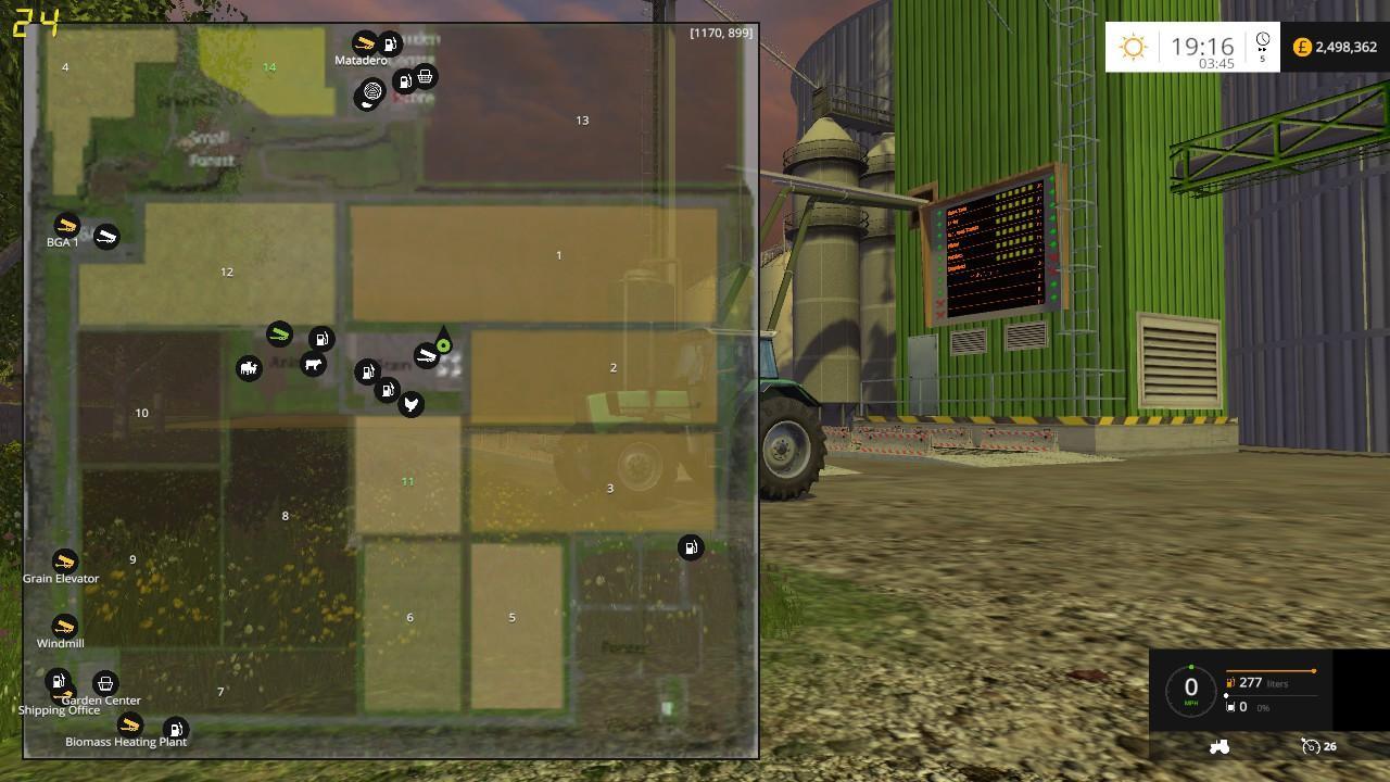 HOBBS FARM MAP V3 Farming simulator 2019 2017 2015 Mod