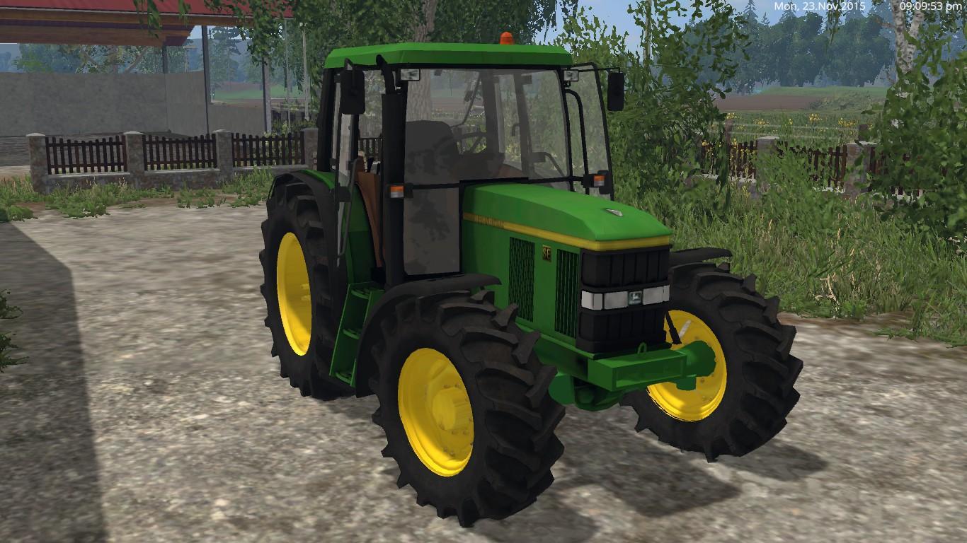 JOHN DEERE 6410SE V 2 0 MOD - Farming simulator 2019 / 2017