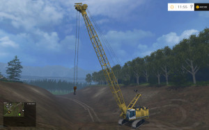 Liebherr Crawler Crane HS875HD V 1.0 FS15 (10)