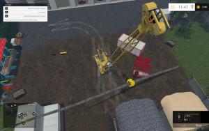 Liebherr Crawler Crane HS875HD V 1.0 FS15 (13)