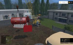 Liebherr Crawler Crane HS875HD V 1.0 FS15 (14)