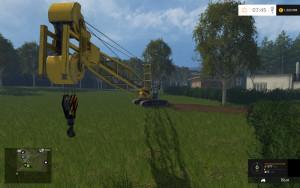 Liebherr Crawler Crane HS875HD V 1.0 FS15 (20)