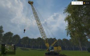 Liebherr Crawler Crane HS875HD V 1.0 FS15 (21)