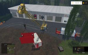 Liebherr Crawler Crane HS875HD V 1.0 FS15 (22)