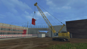 Liebherr Crawler Crane HS875HD V 1.0 FS15 (24)
