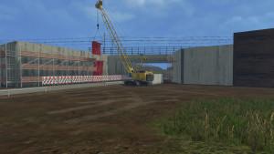 Liebherr Crawler Crane HS875HD V 1.0 FS15 (27)