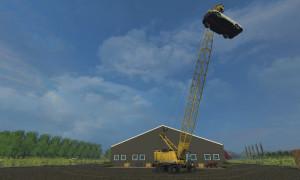 Liebherr Crawler Crane HS875HD V 1.0 FS15 (6)