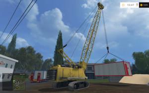 Liebherr Crawler Crane HS875HD V 1.0 FS15 (8)