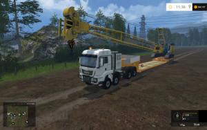 Liebherr Crawler Crane HS875HD V 1.0 FS15 (9)