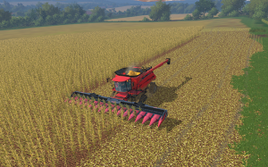MAIZE STUBBLE AND MAIN TEXTURES MOD (2)