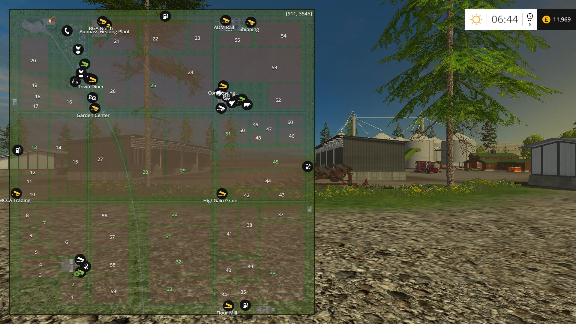 MICHIGAN CASH CROP ACRES V1 DUAL MAPS BY STEVIE FS15
