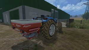 NewHolland T4 No Roof Tractor V 1 (3)