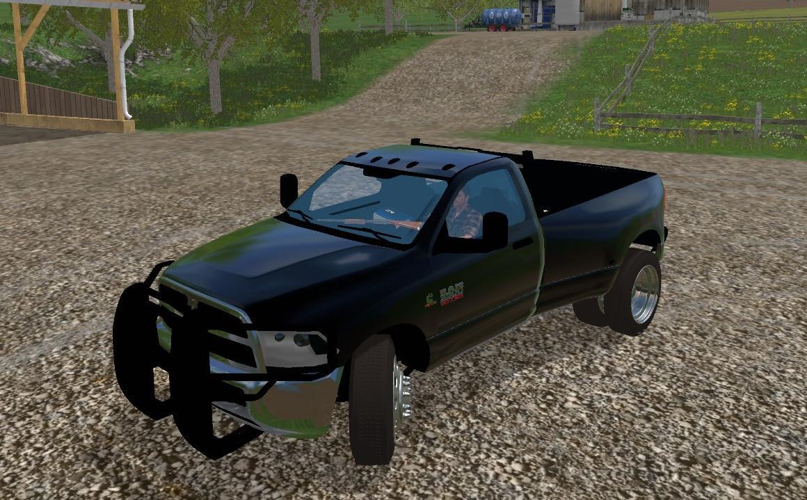 RAM 3500 V1 0 FS15 - Farming simulator 2019 / 2017 / 2015 Mod