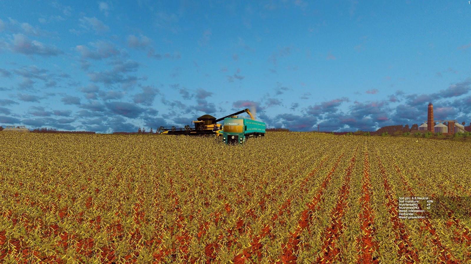 Farming Simulator New Map Santa Fe Railroad Westbridge - Argentina map farming simulator 2013