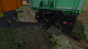 Unimog U400 WB Truck V 12 Mit Portalkran (11)