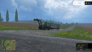 Unimog U400 WB Truck V 12 Mit Portalkran (13)