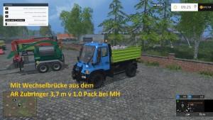 Unimog U400 WB Truck V 12 Mit Portalkran (19)