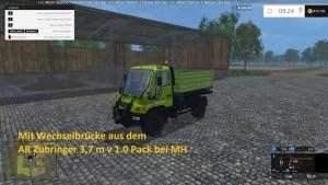 Unimog U400 WB Truck V 12 Mit Portalkran (20)