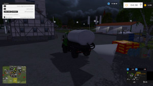 Unimog U400 WB Truck V 12 Mit Portalkran (25)