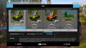 Unimog U400 WB Truck V 12 Mit Portalkran (26)