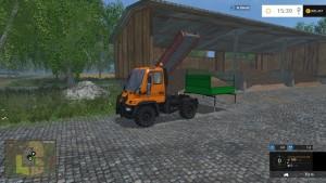 Unimog U400 WB Truck V 12 Mit Portalkran (3)