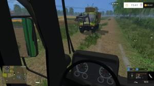 Unimog U400 WB Truck V 12 Mit Portalkran (4)