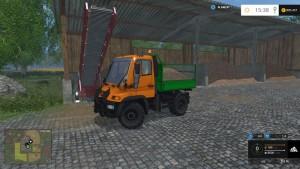 Unimog U400 WB Truck V 12 Mit Portalkran (6)